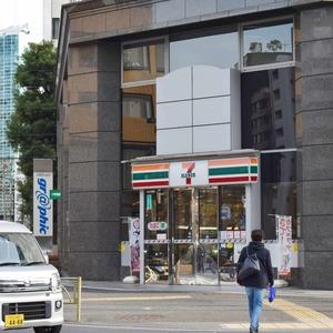 デュオスカーラ虎ノ門の周辺の食品スーパー、コンビニなどのお買い物