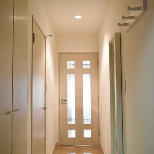 デュオスカーラ虎ノ門(2階,4780万円)のお部屋の廊下