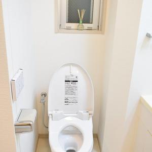 デュオスカーラ虎ノ門(2階,4780万円)のトイレ