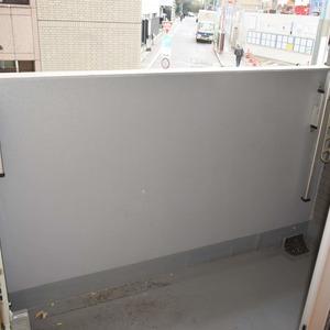 デュオスカーラ虎ノ門(2階,4780万円)のバルコニー