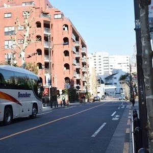 エクレール乃木坂の最寄りの駅周辺・街の様子