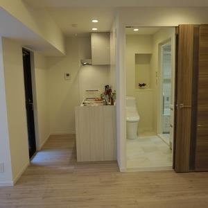 ライオンズマンション初台第3(2階,3099万円)のトイレ