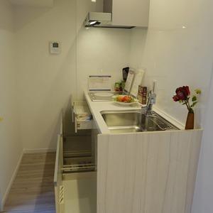 ライオンズマンション初台第3(2階,3099万円)のキッチン