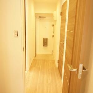 パールハイツ幡ヶ谷(3階,3099万円)のお部屋の廊下