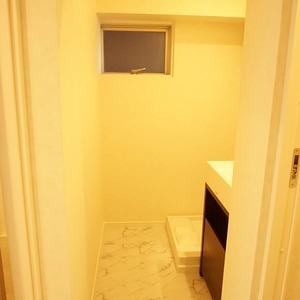 パールハイツ幡ヶ谷(3階,3099万円)の化粧室・脱衣所・洗面室