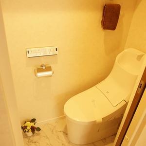 パールハイツ幡ヶ谷(3階,3099万円)のトイレ