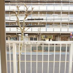 パールハイツ幡ヶ谷(3階,3099万円)のバルコニー