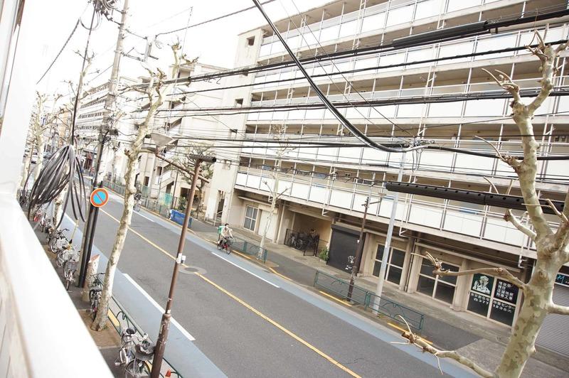 パールハイツ幡ヶ谷3099万円のお部屋からの眺望1枚目