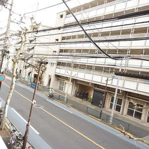 パールハイツ幡ヶ谷(3階,3099万円)のお部屋からの眺望