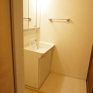 セザール元代々木(3階,)の化粧室・脱衣所・洗面室