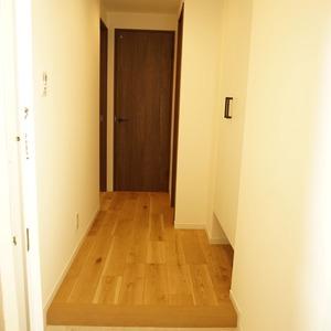 上原ハウス(3階,)のお部屋の廊下