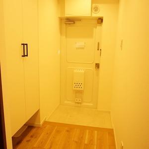 上原ハウス(3階,)のお部屋の玄関