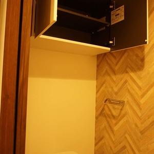 上原ハウス(3階,)のトイレ