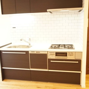 上原ハウス(3階,)のキッチン