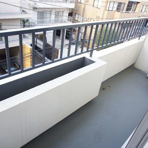 上原ハウス(3階,)のバルコニー