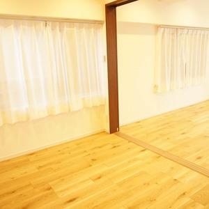 上原ハウス(3階,)の居間(リビング・ダイニング・キッチン)