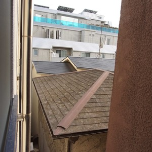 上原ハウス(3階,)のお部屋からの眺望