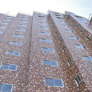 第7宮庭マンションの外観