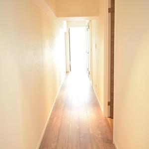 第7宮庭マンション(8階,)のお部屋の廊下