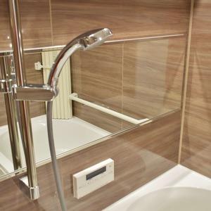 第7宮庭マンション(8階,)の浴室・お風呂