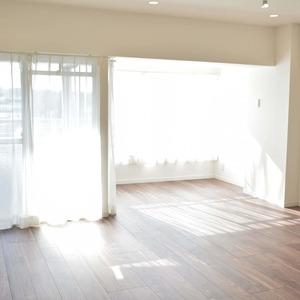 第7宮庭マンション(8階,)の居間(リビング・ダイニング・キッチン)