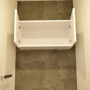 第7宮庭マンション(8階,)のトイレ