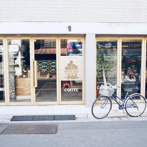 セザール元代々木のカフェ