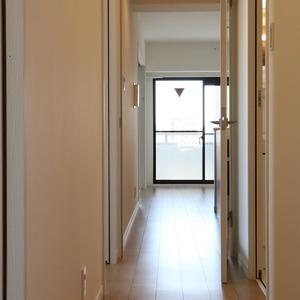 パレス本駒込(5階,)のお部屋の廊下