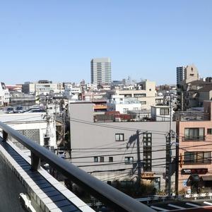 パレス本駒込(5階,)のお部屋からの眺望
