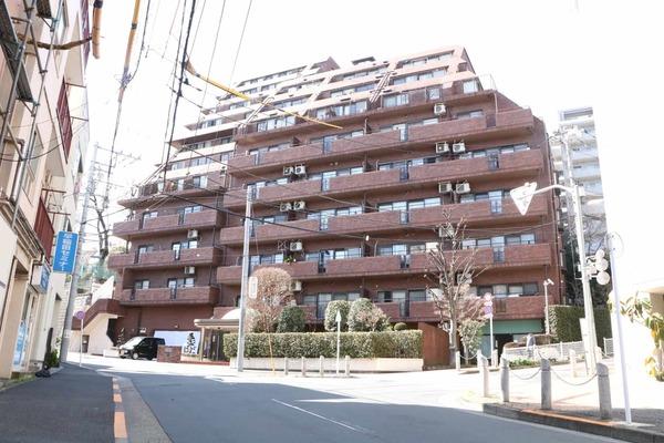 クレール駒込(3階,3680万円)