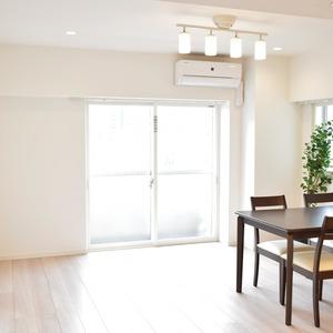 第2広尾フラワーハイホームA棟(8階,4699万円)の居間(リビング・ダイニング・キッチン)