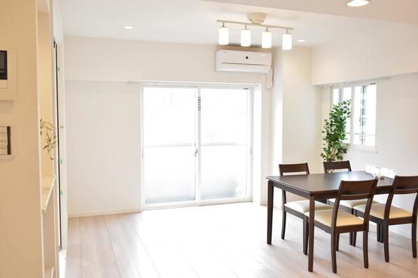第2広尾フラワーハイホームA棟(8階,4699万円)
