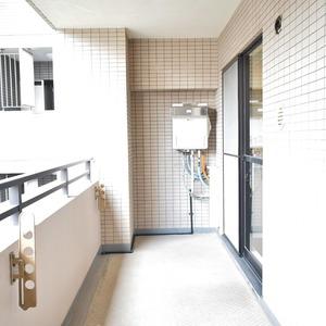 イトーピア麻布(4階,)のバルコニー