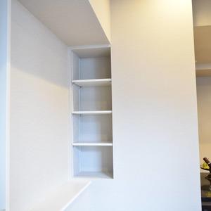 イトーピア麻布(4階,)の居間(リビング・ダイニング・キッチン)