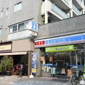 ライオンズマンション白金第3の周辺の食品スーパー、コンビニなどのお買い物