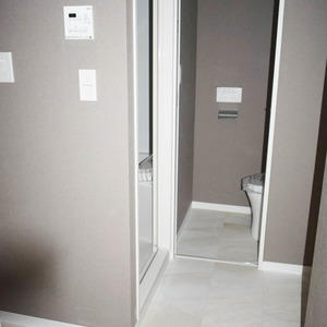 ライオンズマンション白金第3(1階,3280万円)のお部屋の玄関