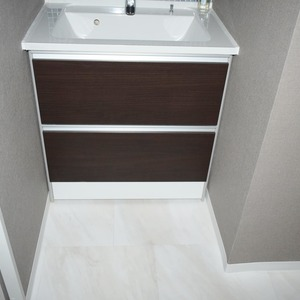 ライオンズマンション白金第3(1階,3280万円)の化粧室・脱衣所・洗面室