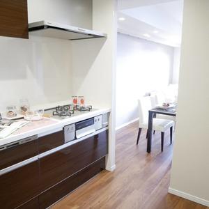 ファミールグラン高井戸デュープレックス(7階,6780万円)のキッチン