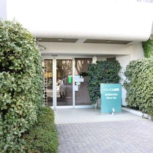 ソレイユ田町のマンションの入口・エントランス