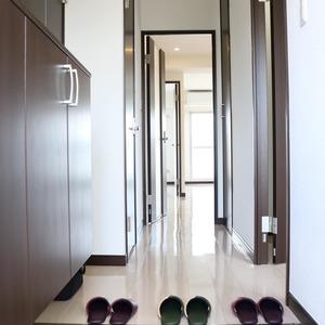 ソレイユ田町(5階,4480万円)のお部屋の玄関