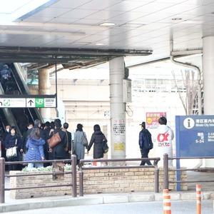 ソレイユ田町の最寄りの駅周辺・街の様子