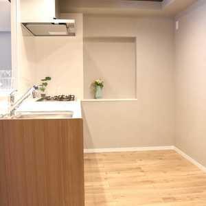 三田ナショナルコート(5階,)のキッチン