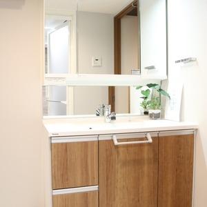 三田ナショナルコート(5階,)の化粧室・脱衣所・洗面室