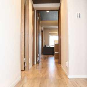 三田ナショナルコート(5階,)のお部屋の玄関