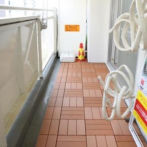 三田ナショナルコート(5階,)のバルコニー