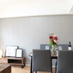 グランドメゾン三田(12階,5780万円)の居間(リビング・ダイニング・キッチン)