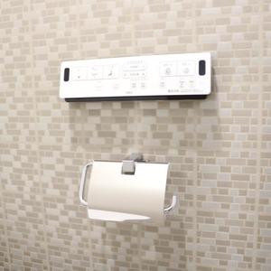 グランドメゾン三田(12階,5780万円)のトイレ