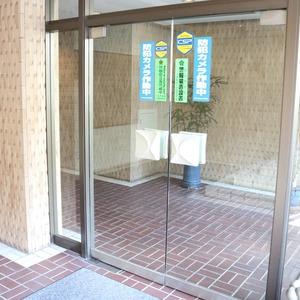 グランドメゾン三田のマンションの入口・エントランス