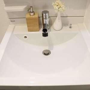 グランドメゾン三田(12階,5780万円)の化粧室・脱衣所・洗面室