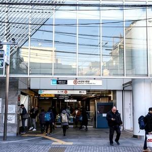 イクシア中野弥生町の交通アクセス